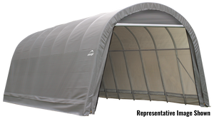 Round Garage for RV, Boat or Trailer