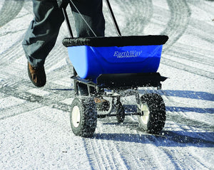 High Output Salt, Seed or Sand Spreader