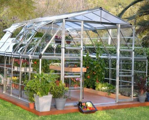 Greenhouses Grizzly Shelter Canada