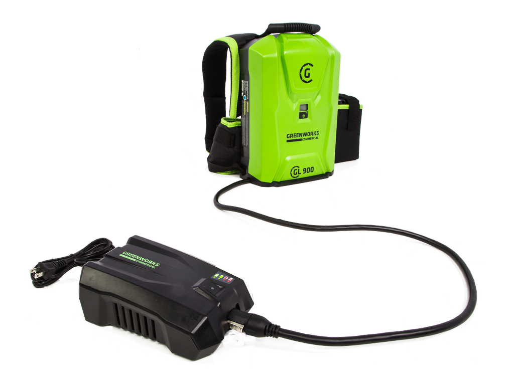 82 Volt Greenworks Battery Backpack