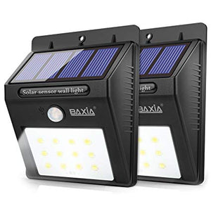 LED Solar Outdoor Light Set
