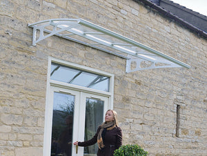 Large Patio Door Awnings