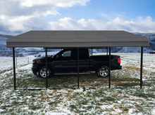 Steel Carport by Arrow