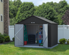 EZEE Steel Storage Shed