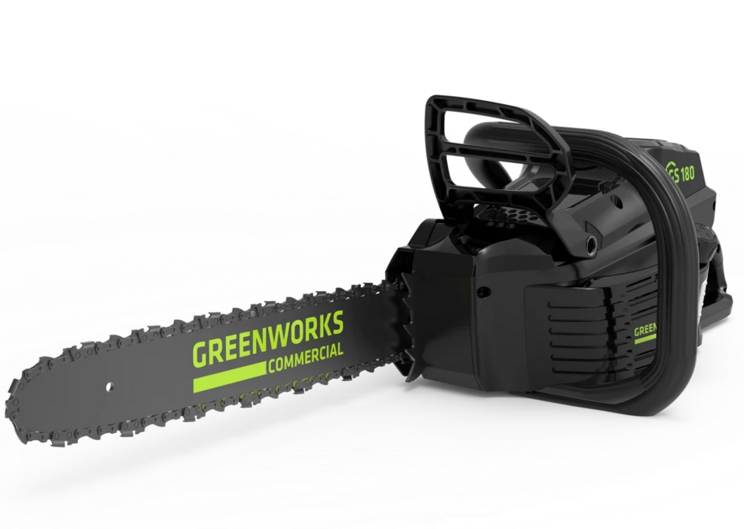 Greenworks Commercial 82 Volt Electric Chainsaw