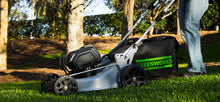 82 Volt 21 Inch Greenworks Commercial Lawn Mower