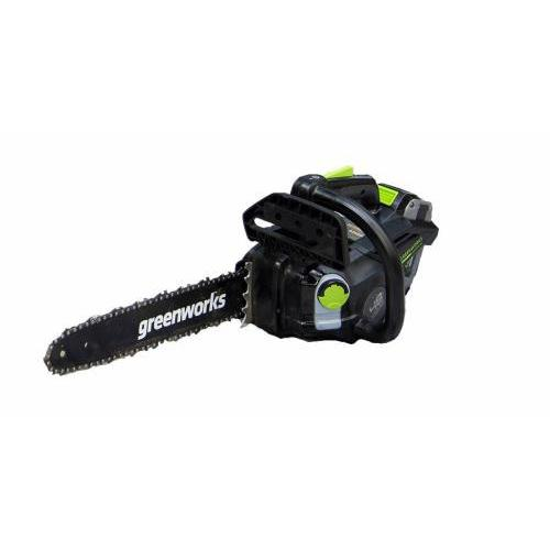 Greenworks Top Handle Brushless Electric Chainsaw 12 Inch