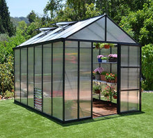 Glory Premium Polycarbonate Greenhouse