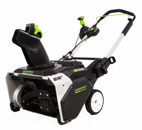 Greenworks Snow Blower Kit