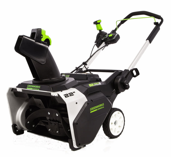 Greenworks Snow Thrower