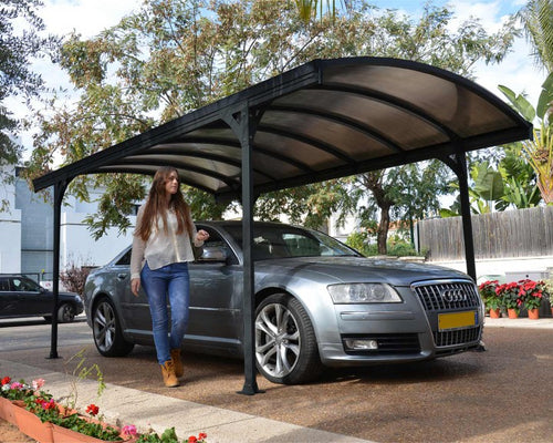 Vitoria Polycarbonate Carport