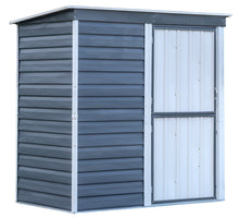 Arrow Steel Shed 6x4