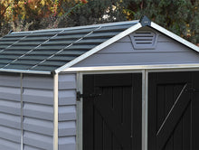 Skylight Storage Shed