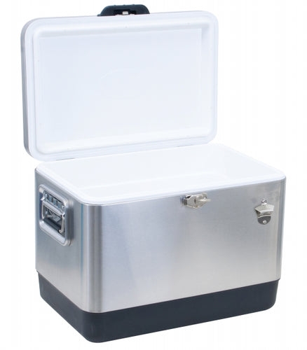 Large Stainless Steel Camping Cooler