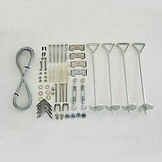 Greenhouse Ground Anchor Kit