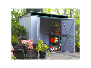 Euro-Lite Steel Shed