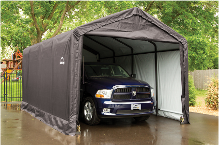 Shelterlogic Truck Boat Or Rv Garage Carport Grizzly Shelter Ltd