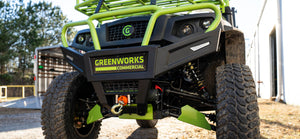 Greenworks Electric Utility Vehicle