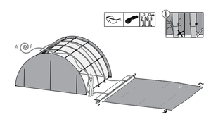 Commercial Round Greenhouse