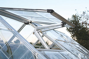 Greenhouse Automated Window Vent Opening Arm