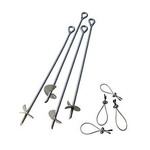 30-inch Earth Anchor Set