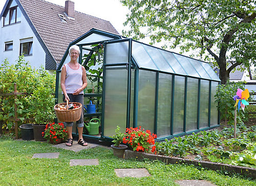 EcoGrow GreenHouse