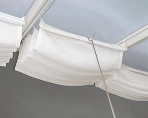 Olympia or Stockholm Patio Cover Awning Roof Blinds