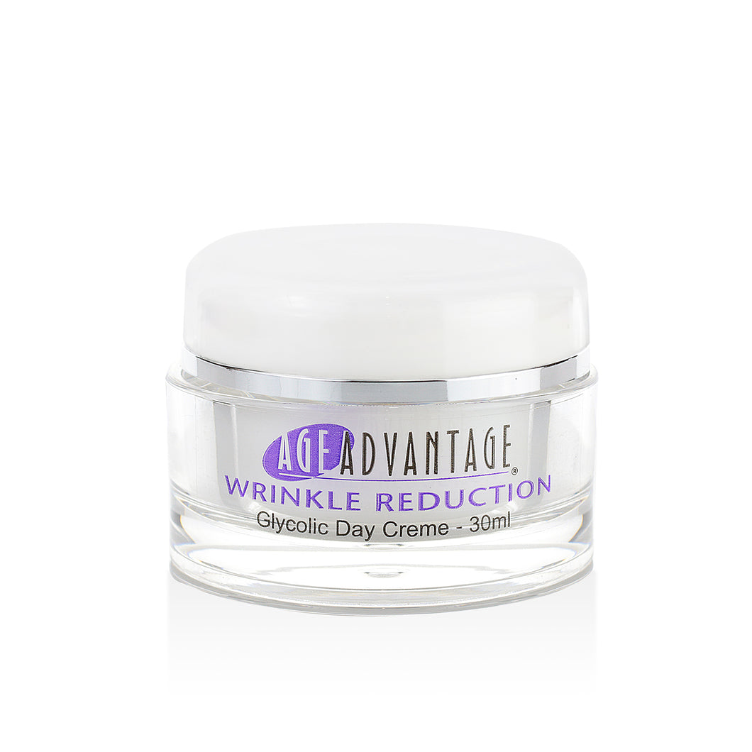 Wrinkle Reduction Glycolic Day Creme