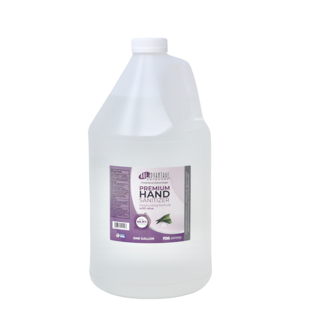 FirstHand Advantage Premium Hand Sanitizer - Gallon Size