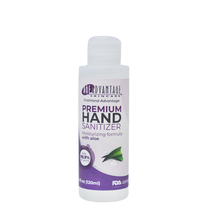 FirstHand Advantage Hand Sanitizer - 4oz Size