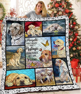 LABRADOR RETRIEVER - Quilt