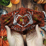 I Love Halloween Fabric Facemask