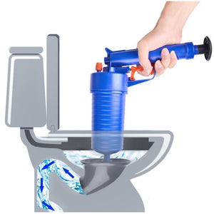 Homerri default 1 SET BlasterGun™: Easy Unclogs Sinks and Toilets with a Trigger [FREE GIFT INCLUDED]