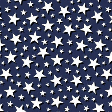 Pride and Honor Blue Stars