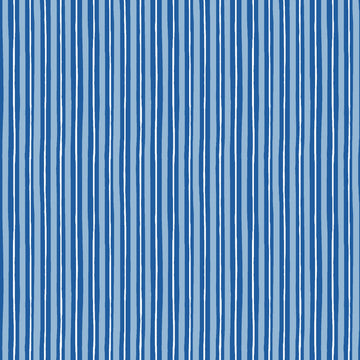 Blue Little Stripe
