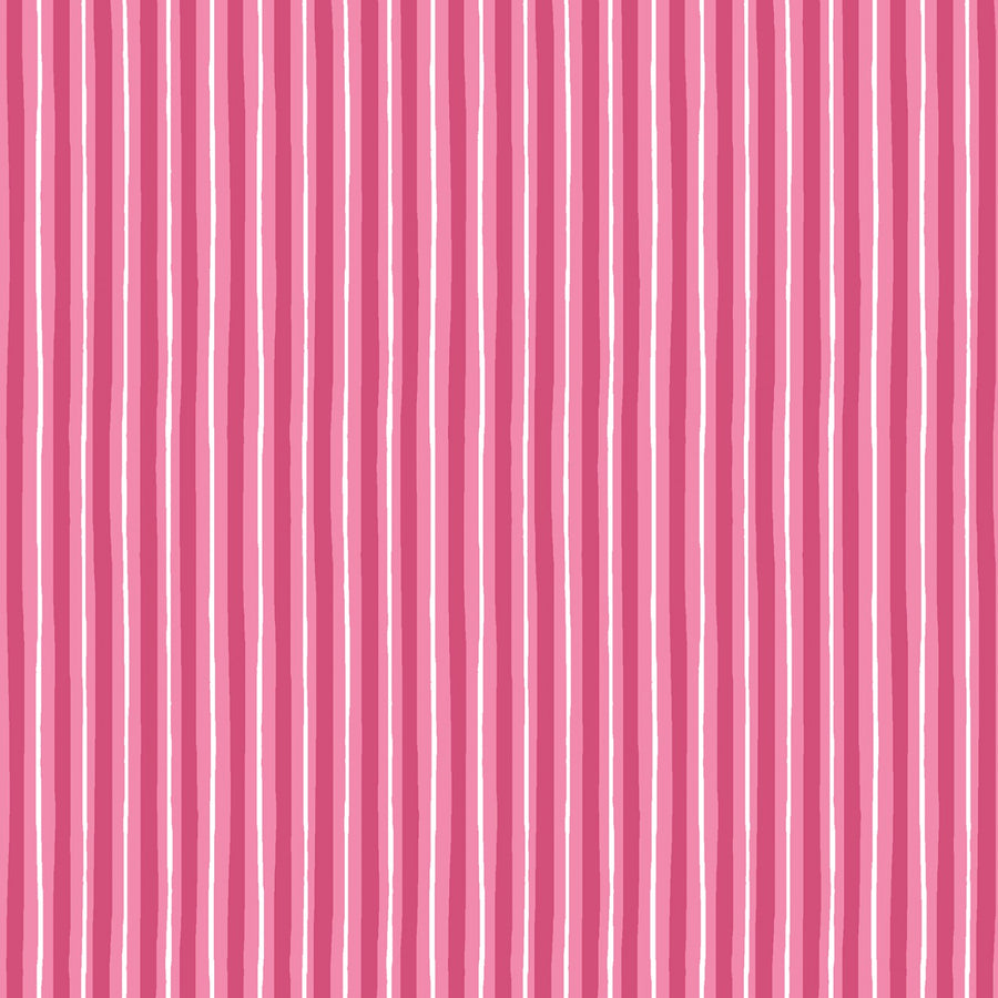 Pink Little Stripe