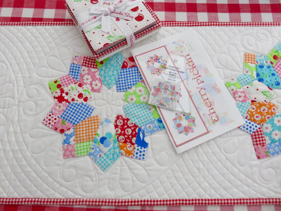 Cherry Pickin' Table Runner
