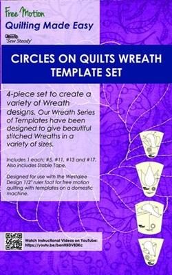 Circles on Quilts Wreaths Temp