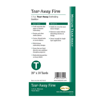 Tear-Away Firm - 20