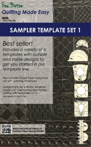 Template Sampler Set 1 | High