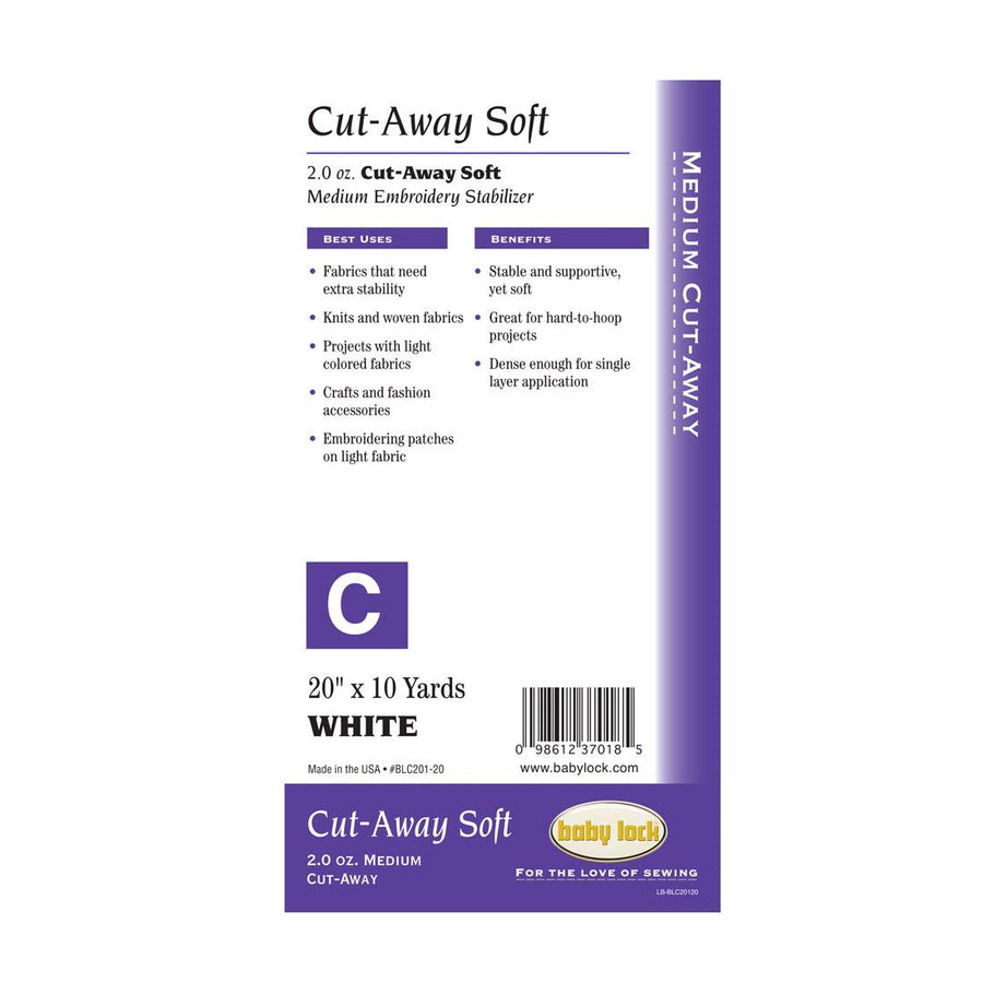 CUT-AWAY SOFT 20