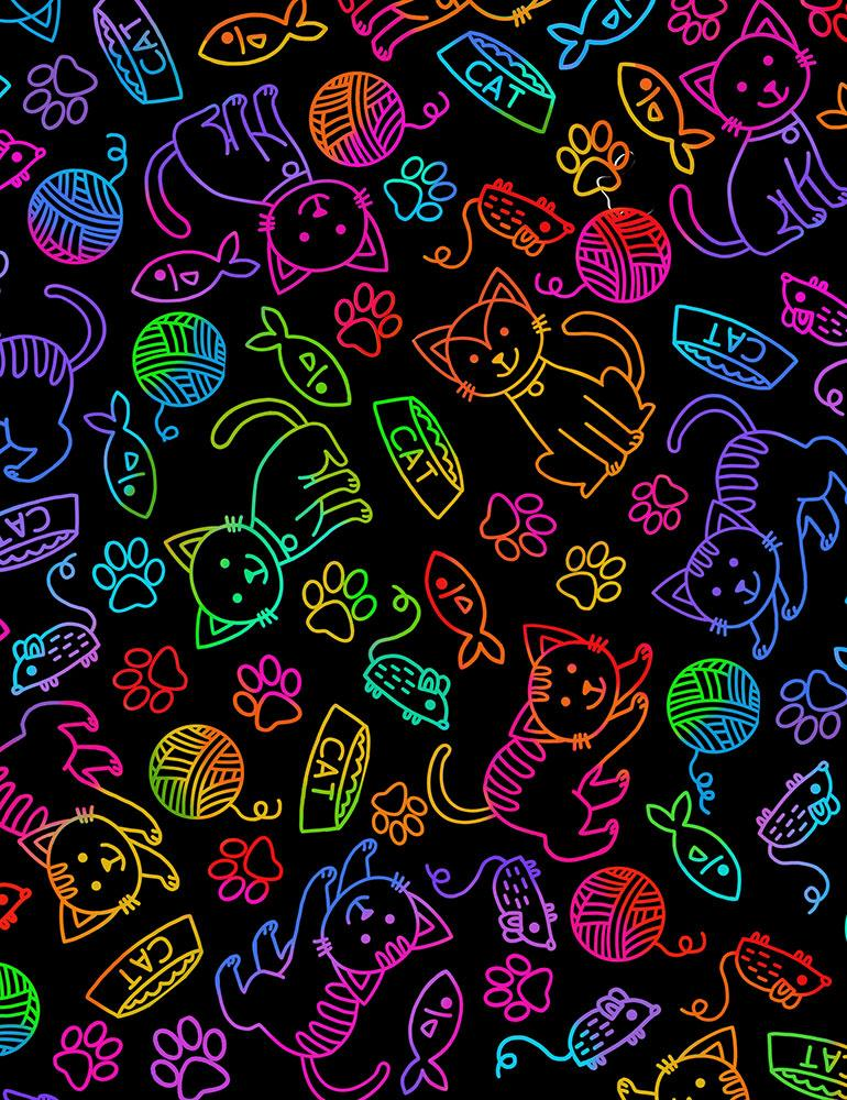 Rainbow Doodles