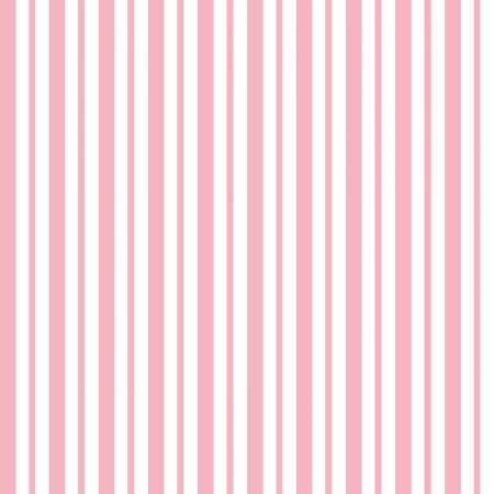 Pink Mini Awning Stripe