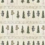 Forest Retreat | Tree Stripe