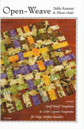 Open-Weave Table Runner