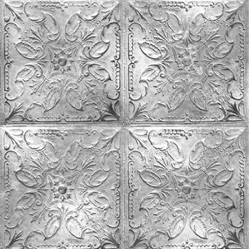 Tin Tile Pewter