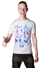 Load image into Gallery viewer, Vit t-shirt
