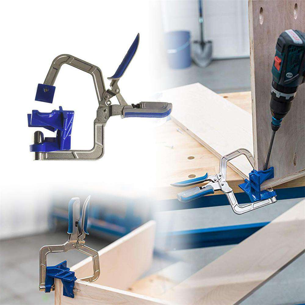 Automatic Adjustable 90 Degree Corner Clamp