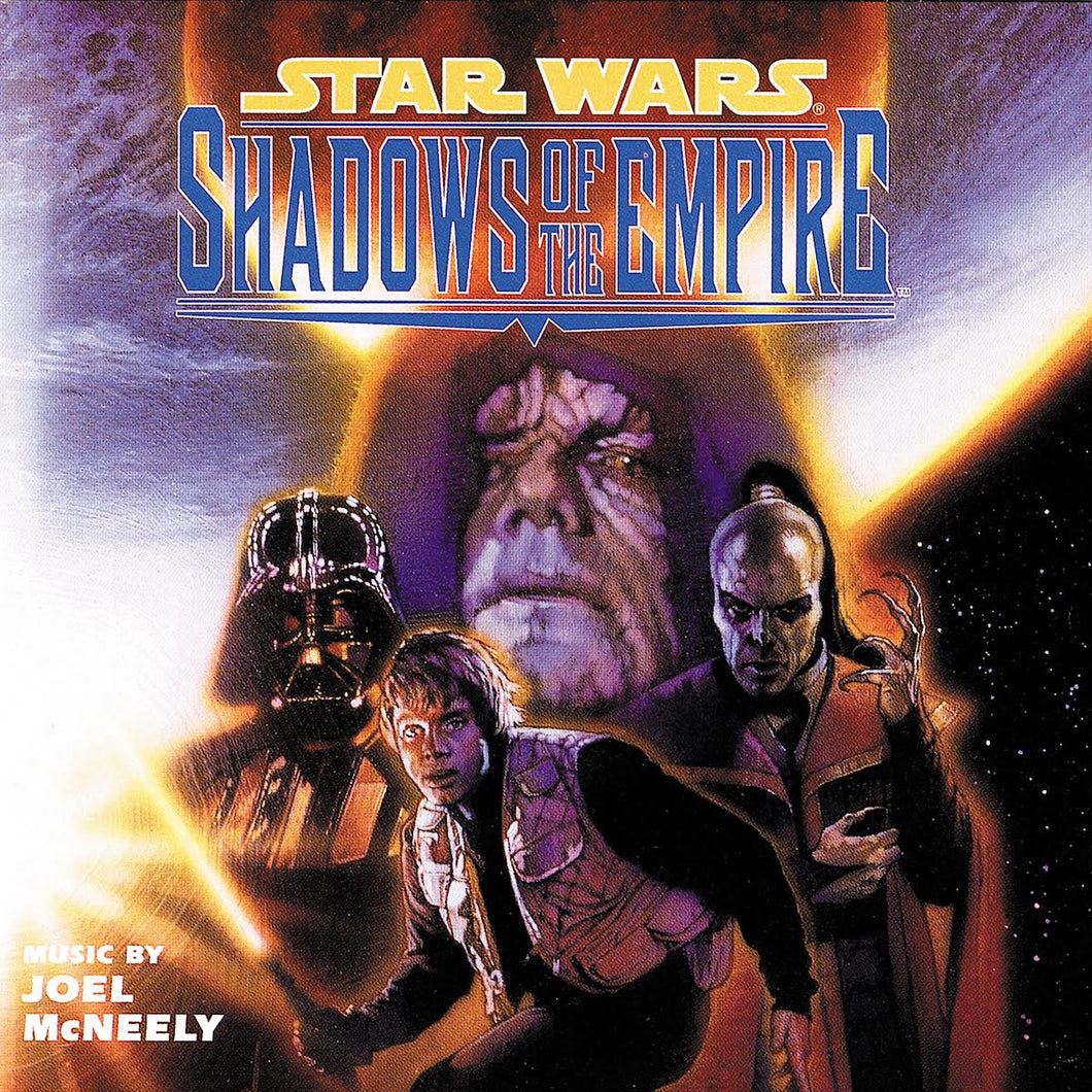 OST [Joel McNeely]- Star Wars: Shadows of the Empire