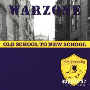 Warzone- Old School to New School